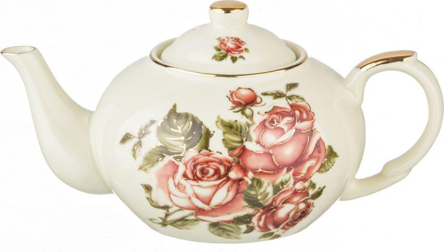 """Чайник """"Корейская роза"""" 400 мл"""