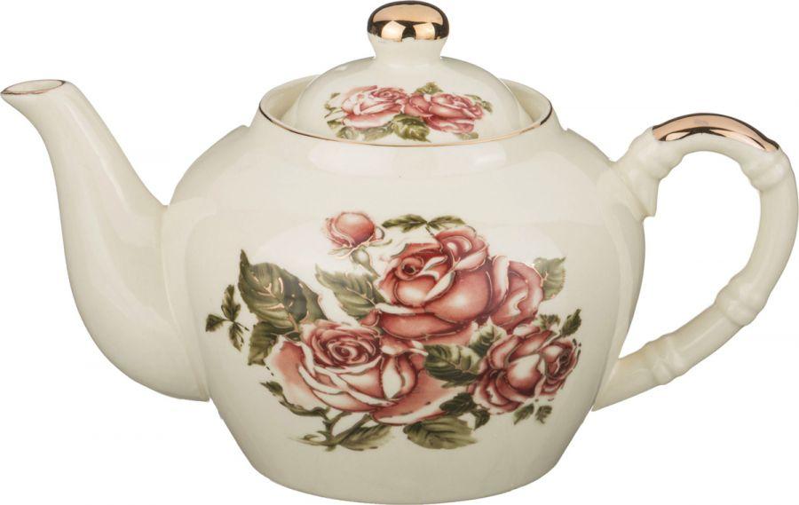 """Чайник """"Корейская роза"""" 680 мл"""
