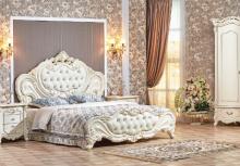 Спальня ЭЛИЗА ЛЮКС 1,8 5-дверный шкаф крем