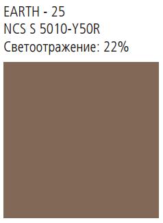 NATURAL TONES 600x600x20 кромка E15S8 цвет Earth
