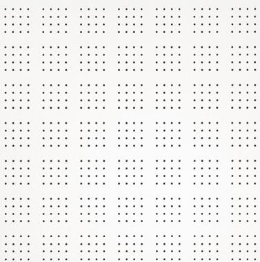 THERMATEX Symetra RG 4 - 16 4x4 (Blocklochung) СИМЕТРА (перфорация блочно-квадратная)