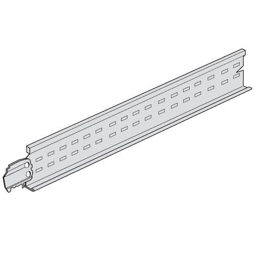 Prelude 24 TLX Peakform рейка поперечная 600 x 38 мм без прорезей
