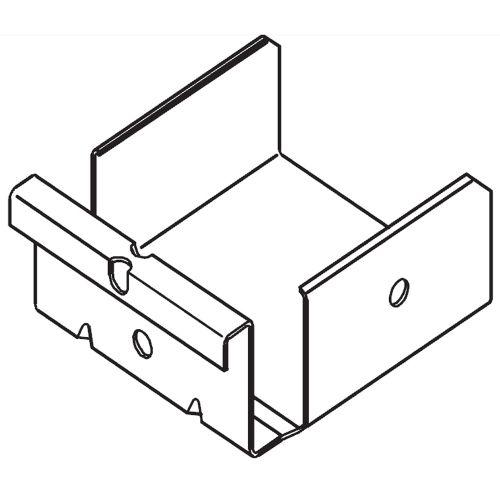 Соединительный элемент для поперечных секций 50 мм