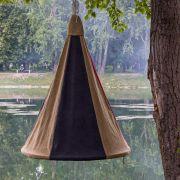 Подвесной гамак-кокон для дачи трио