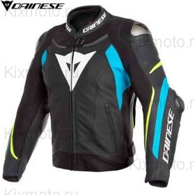 Куртка Dainese Super Speed 3, Black/Blue/Yellow