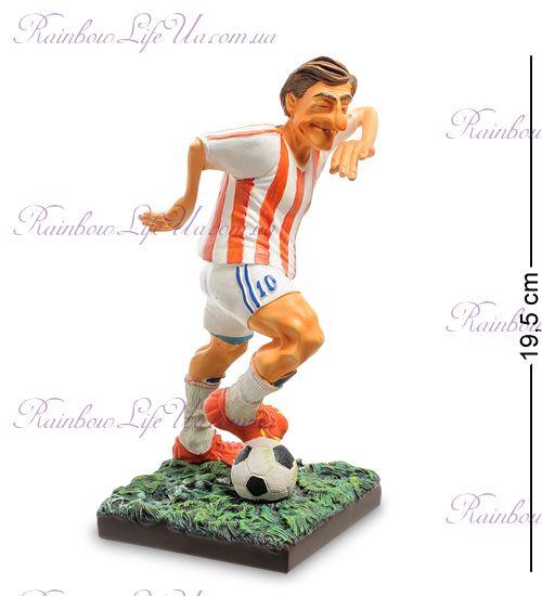 "Фигурка Футболист 84013 ""The Football Player. Forchino"""