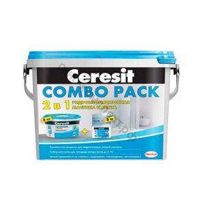 омплект Ceresit Combo Pack: Гидроизоляции CL 51+Лента Cl 152