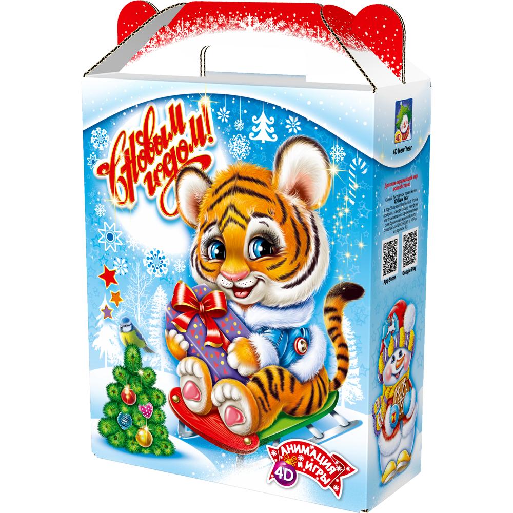 Подарок тигриная история 900 грамм