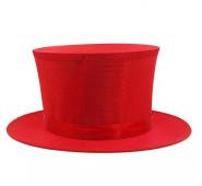 Складной цилиндр -  Folding Top Hat (красный)