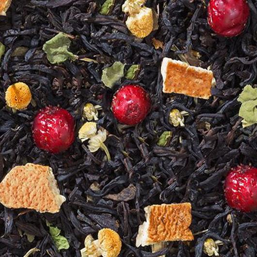 Ароматный - черный чай индийский с натуральными добавками