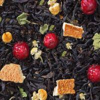 Ароматный - черный чай с добавками