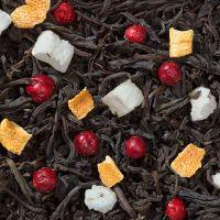 Вечерний - черный чай с природными добавками