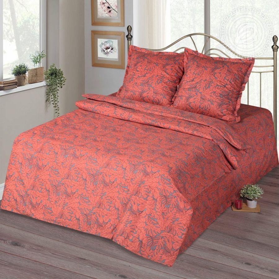 «Самира» постельное белье Сатин 2-х спальный с евро