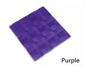 Снежный шторм (квадратики) (SnowStorm) - фиолетовый