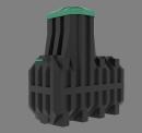 Септик Термит Трансформер 2,5PR