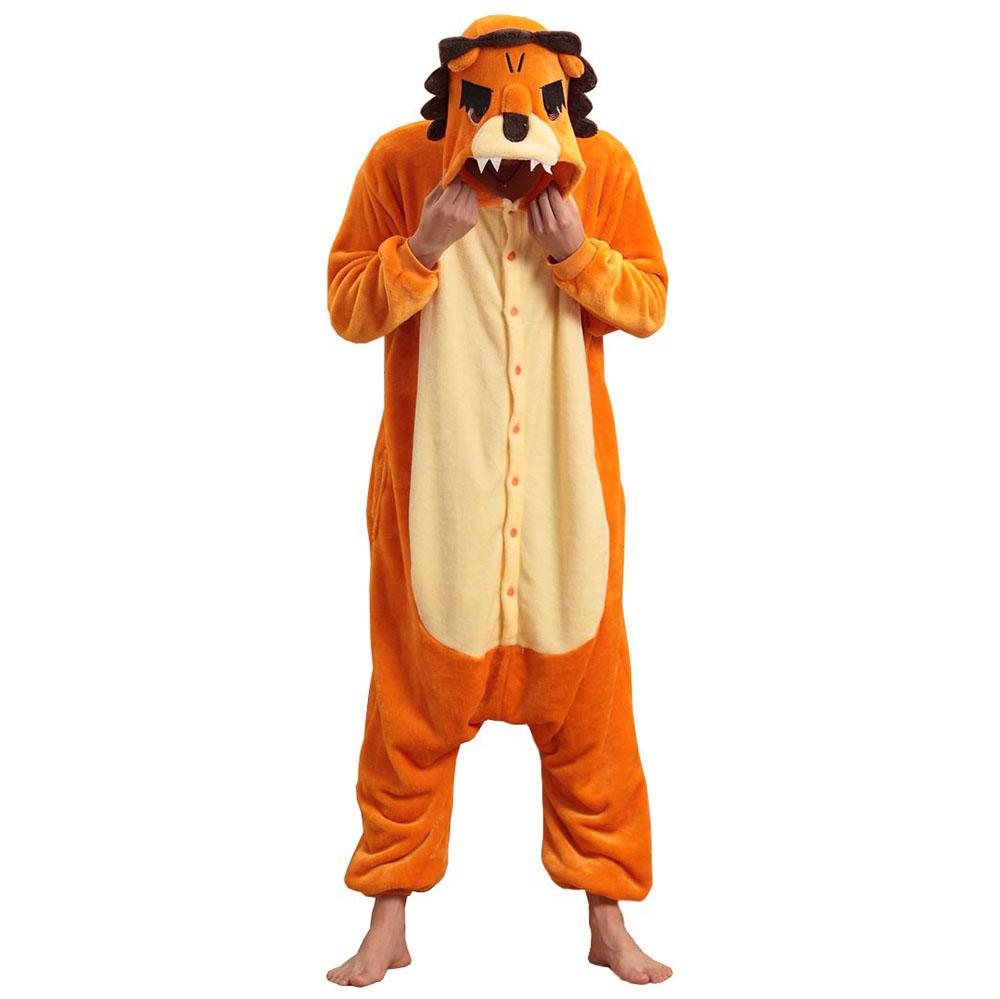Пижама Кигуруми Король Лев