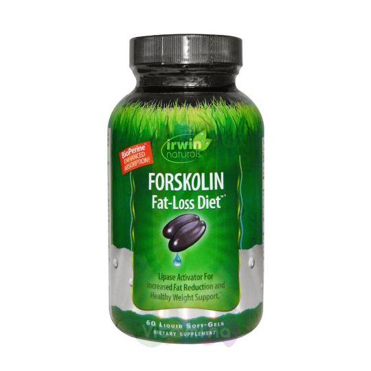 Irwin Naturals Форсколин Forskolin, 60 капс