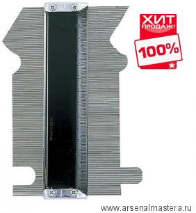 Шаблон профильный стержневой  Shinwa 300 мм х 150 мм  М00013239 ХИТ!