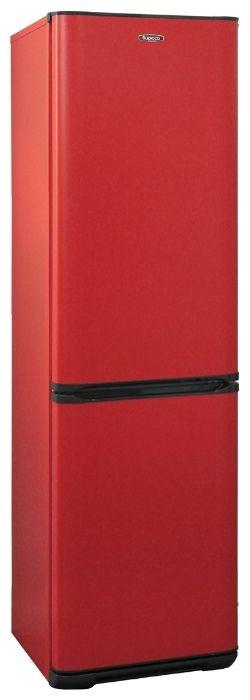Холодильник Бирюса H649 Красный