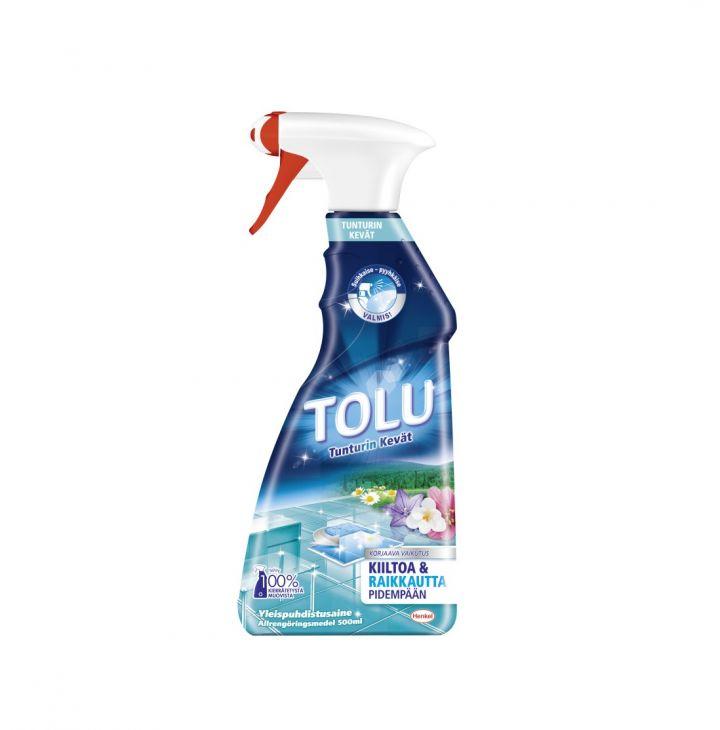 TOLU Puhdistussuihke 0,5 л спрей для уборки