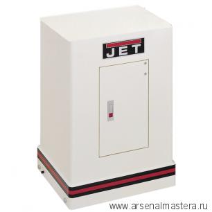 Тумба-подставка с отсеком для хранения принадлежностей и встроенными колесами для перемещения станка JET 708597