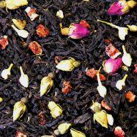 Королева Марго - черный чай с природными добавками