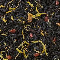 Король Солнце - черный чай с натуральными добавками
