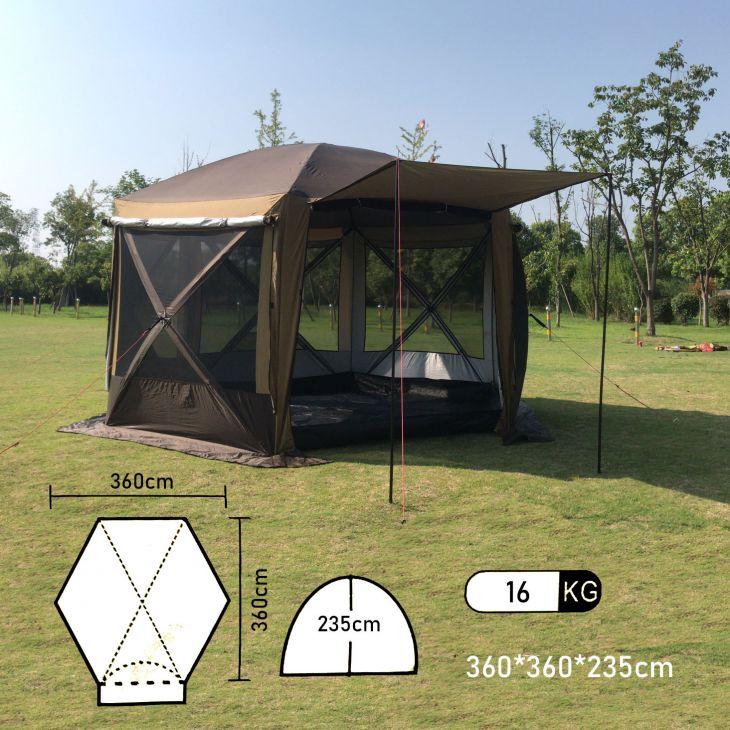 Палатка шатер Mir Camping Mimir 2905