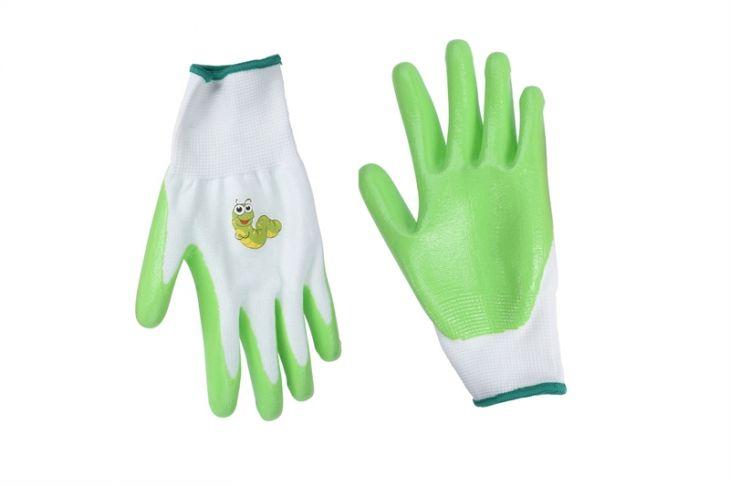 Перчатки Детские садовые рабочие PROGARDEN