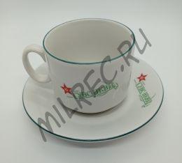 Чайная пара  НКВД (реплика)