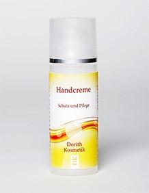 Крем для рук (защита и уход), 50мл. DORITH KOSMETIK натуральная косметика из Германии.