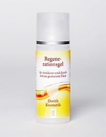 Регенерирующий гель, 50мл,  Для сухой и чувствительной к воздействию солнца кожи. DORITH KOSMETIK натуральная косметика из Германии.