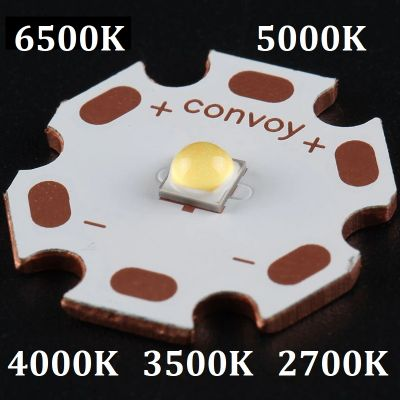 Светодиод SAMSUNG LH351D, 1000 Лм, 3V, 3А, 20мм (5 оттенков света)