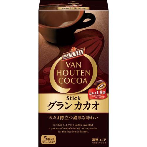 Какао Van Houten 5 стиков