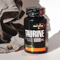 Maxler Таурин Taurine 1000мг, 100 капсул