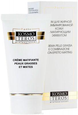 Крем для жирной и комбинированной кожи с матирующим эффектом Kosmoteros (Космотерос) 200 мл
