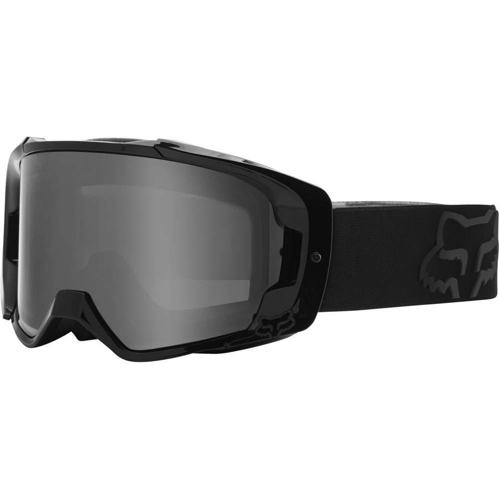 Fox Vue Stray Black очки для мотокросса и эндуро