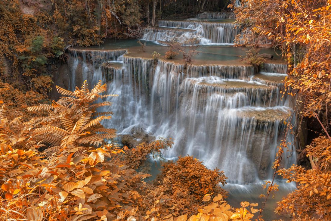Водопад 17-076