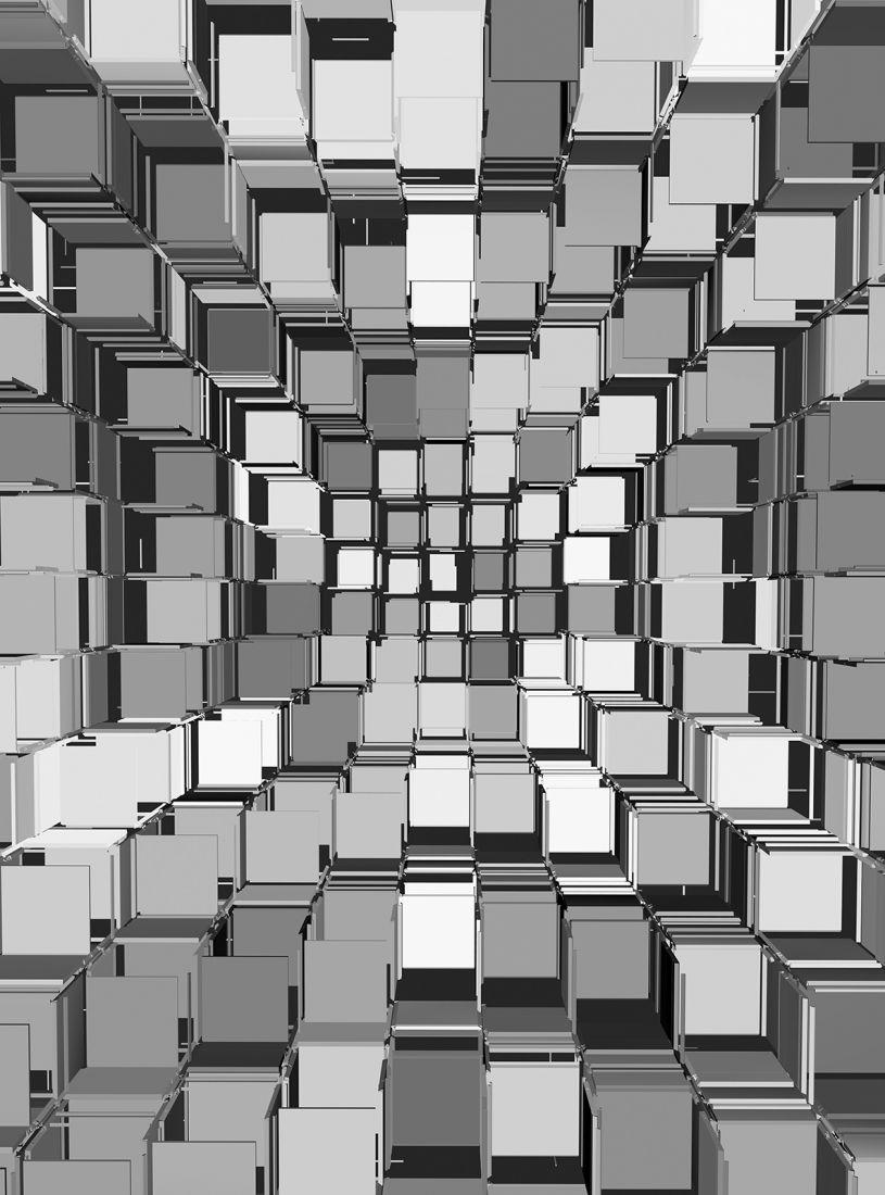 Абстракция 5203-М
