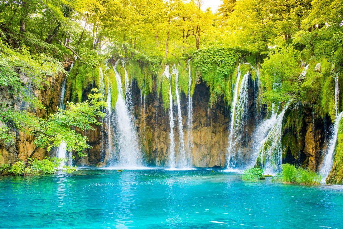 Водопад 17-078