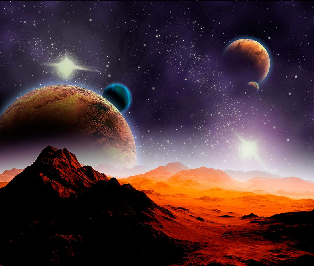 Красная планета 25-022