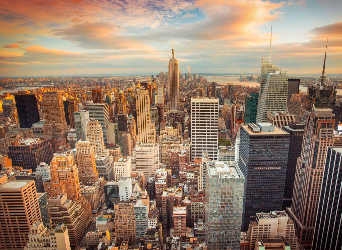 Нью-Йорк Манхэттен 2-098
