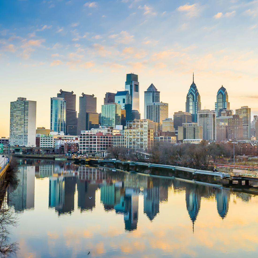 Филадельфия Штат Пенсильвания 2-096