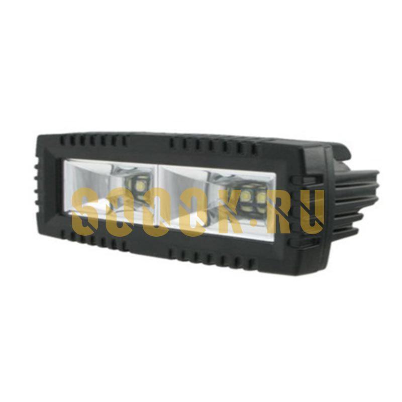 Светодиодная фара рабочего света с широким рассеиванием 40W
