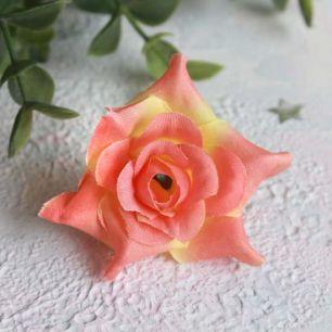 "Цветок ""Роза чайная"" 3 см."