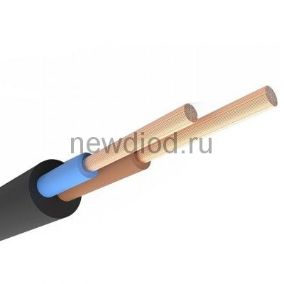Кабель КГтп-ХЛ 2x1,5-0,66кВ (ТУ 27.32.13-002-12430102-2020)