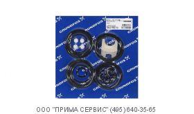 Торцевое уплотнение Grundfos Уплотнение, Kit, O-ring CR125-155 EPDM D22