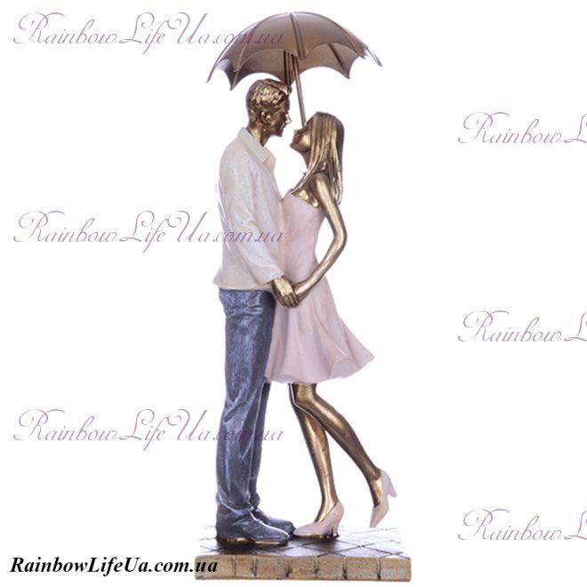 """Фигурка """"Моя любовь под зонтом"""""""