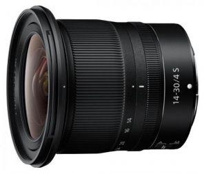 Nikon 14-30mm f/4S Nikkor Z