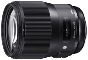 Sigma AF 135mm f/1.8 DG HSM Art Canon EF